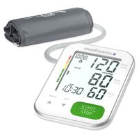 Medisana Tensiómetro de brazo BU 570 Connect blanco