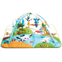 Tiny Love Alfombra de juego Gymini Kick and Play Farm