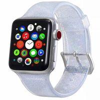 Pulsera Apple Watch 38 mm - plata brillante