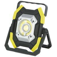 Kerbl Foco LED portátil con batería WorkFire Pro 30W