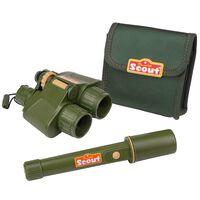 Scout Juego de explorador con prismáticos para niños
