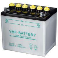 Batería para motocicletas VMF Powersport 12 V 24 Ah 12N24-4