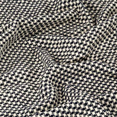 vidaXL Manta de algodón azul marino 125x150 cm