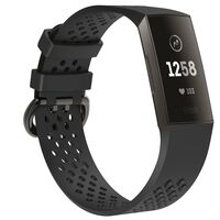 Pulsera Fitbit Charge 3/4 - negro - S