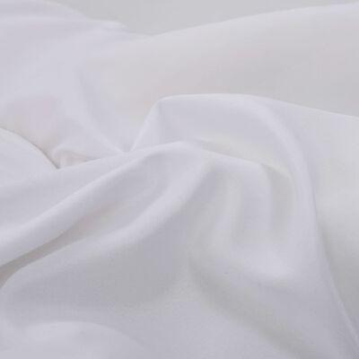 vidaXL Set edredón entretiempo niños 2 pzas blanco 120x150 cm/40x60 cm