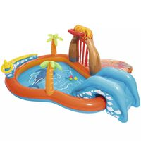 Bestway Centro de juegos Lava Lagoon 53069