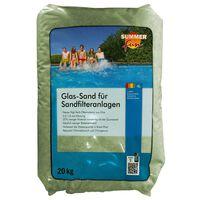 Summer Fun Filtro de vidrio 20 kg 0,5-1,0 mm