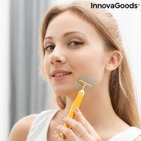 Masajeador Rejuvenecedor Facial De Alta Frecuencia T-vibe Innovagoods