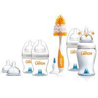 Munchkin Set regalo de biberones para recién nacido LATCH 12 piezas