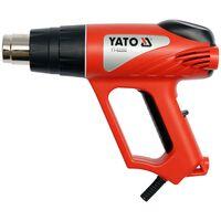 YATO Pistola de aire caliente 2000 W