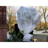 Nature Velo de hibernación polar antiheladas blanco 30 g/m² 1x10 m