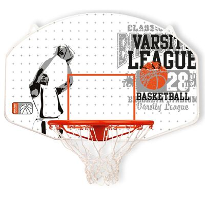 New Port Canasta de baloncesto aro de fibra de vidrio 16NY-WGO-Uni