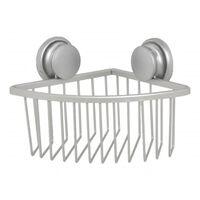 Soporte De Ducha Angular De Aluminio Inoxidable 20x20x19cm - Soporte