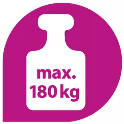 Medisana Báscula con análisis corporal BS 445 180kg blanca 40441
