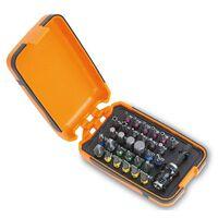 Beta Tools Juego puntas con soporte magnético 30 piezas 860MIX/A31
