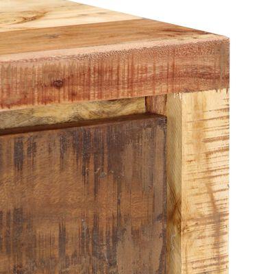 vidaXL Mueble para la TV madera maciza reciclada 100x30x33 cm