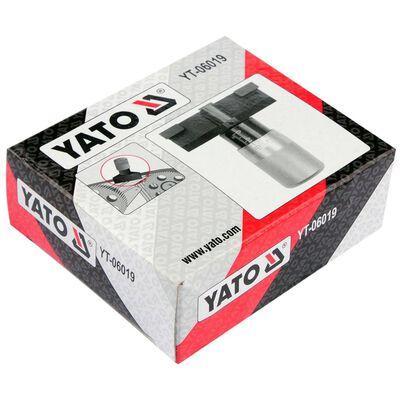YATO Medidor de tensión de la correa de distribución YT-06019