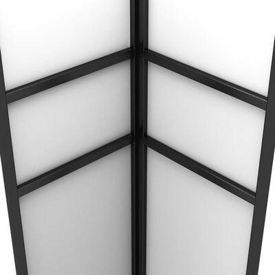 vidaXL Cenador con doble techo blanco 3x3 m