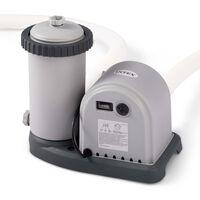 Intex Bomba de filtro de cartucho 5678 L/h 28636GS