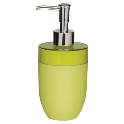 Dispensador de jabón Sealskin Bloom 361770237, color lima