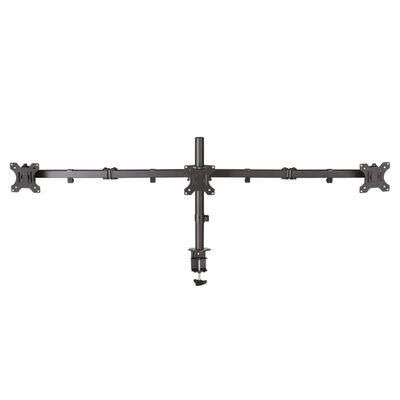 """NewStar Soporte para 3 pantallas escritorio 10""""-27"""" 4-46 cm cm negro"""