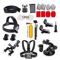 Kit de accesorios GoPro con 37 piezas