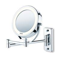 Beurer Espejo cosmético iluminado BS59 plateado 584.10