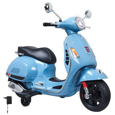 Jamara Correpasillos Vespa GTS 125 azul 12 V