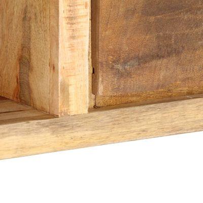 vidaXL Mueble para la TV madera maciza reciclada 150x30x33 cm