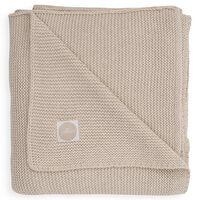 Jollein Manta Basic Knit color nougat 100x150 cm