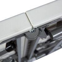 Mesa Plegable Rectangular 122x61x74cm