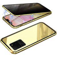 Funda Para Móvil Con Vidrio Templado De Doble Cara - Samsung S20 Ultra
