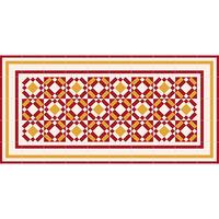Flooralia- Alfombra de vinilo - Geométrica - G-014