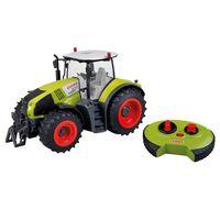 Happy People Tractor de juguete con radiocontrol Claas Axion 870 1:16