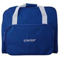 Singer Bolso azul 45x13x40 cm