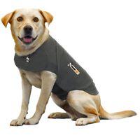 ThunderShirt Camiseta antiansiedad para perros XL gris 2018
