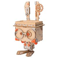 Robotime Kits de construcción de macetas Bunny