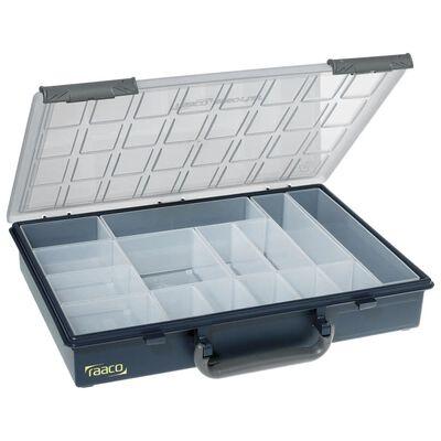 Caja organizadora Assorter 55 4x8 15 compartimientos 136211 de Raaco