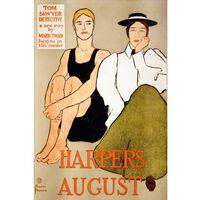 Cuadro Lienzo -  Harper's August 1896 - Edward Penfiel