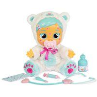 iMC Toys Bebés llorón Kristal se enferma