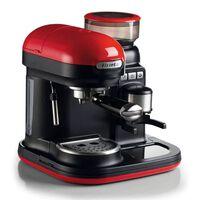 Ariete Máquina de espresso Moderna 1080W 800ml rojo y negro