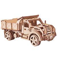 Wood Trick Maqueta a escala de camión de madera