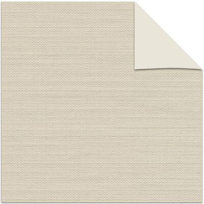Decosol Persiana enrollable opaca color crema 120x190 cm