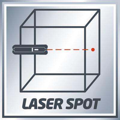 Einhell Nivel de láser TC-LL 1 rojo 2270095