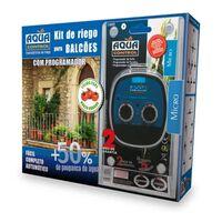 Kit Goteo Balcon + Programador - AQUACENTER - C4061