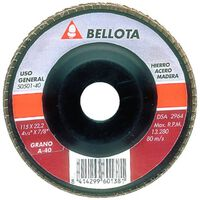 Disco Laminas G 80 - BELLOTA - 50501-80 - 115 MM