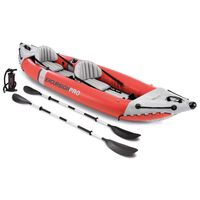 Intex Kayak hinchable Excursion Pro 384x94x46 cm 68309NP