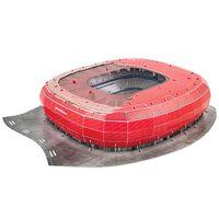 Nanostad Juego puzzle 3D 119 piezas Allianz Arena PUZZ180053