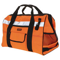 Toolpack Bolso herramientas alta visibilidad Prominent naranja y negro