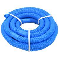 vidaXL Manguera de piscina azul 32 mm 9,9 m